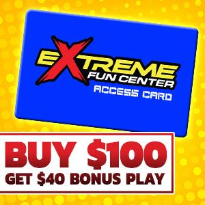Buy $100 Get $40 Bonus